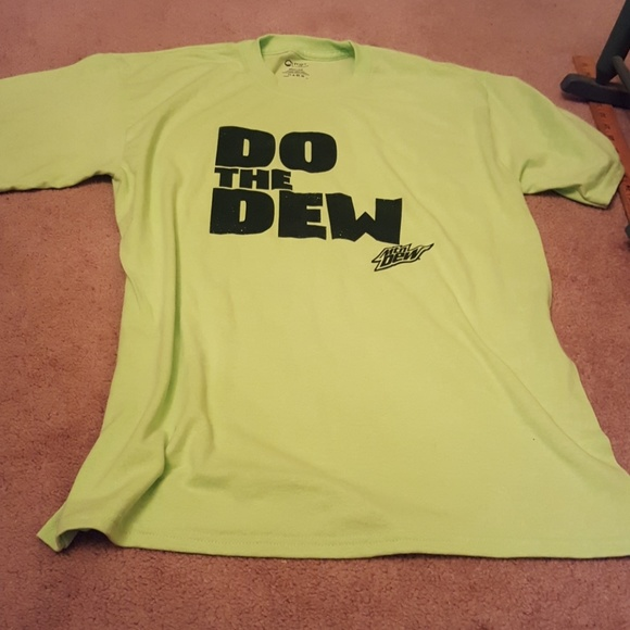 port and company Other - MT DEW TSHIRT
